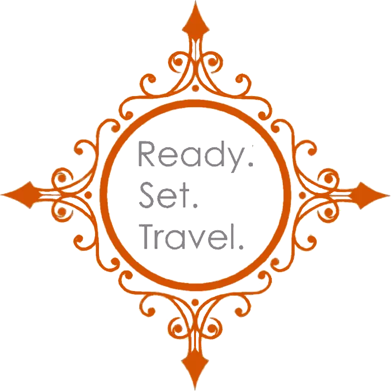 Ready Set Travel Logo
